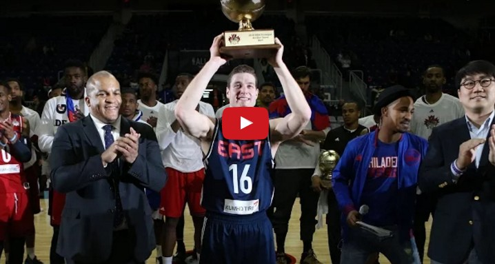 Jimmer Fredette flambe au All-Star Game... de D-League