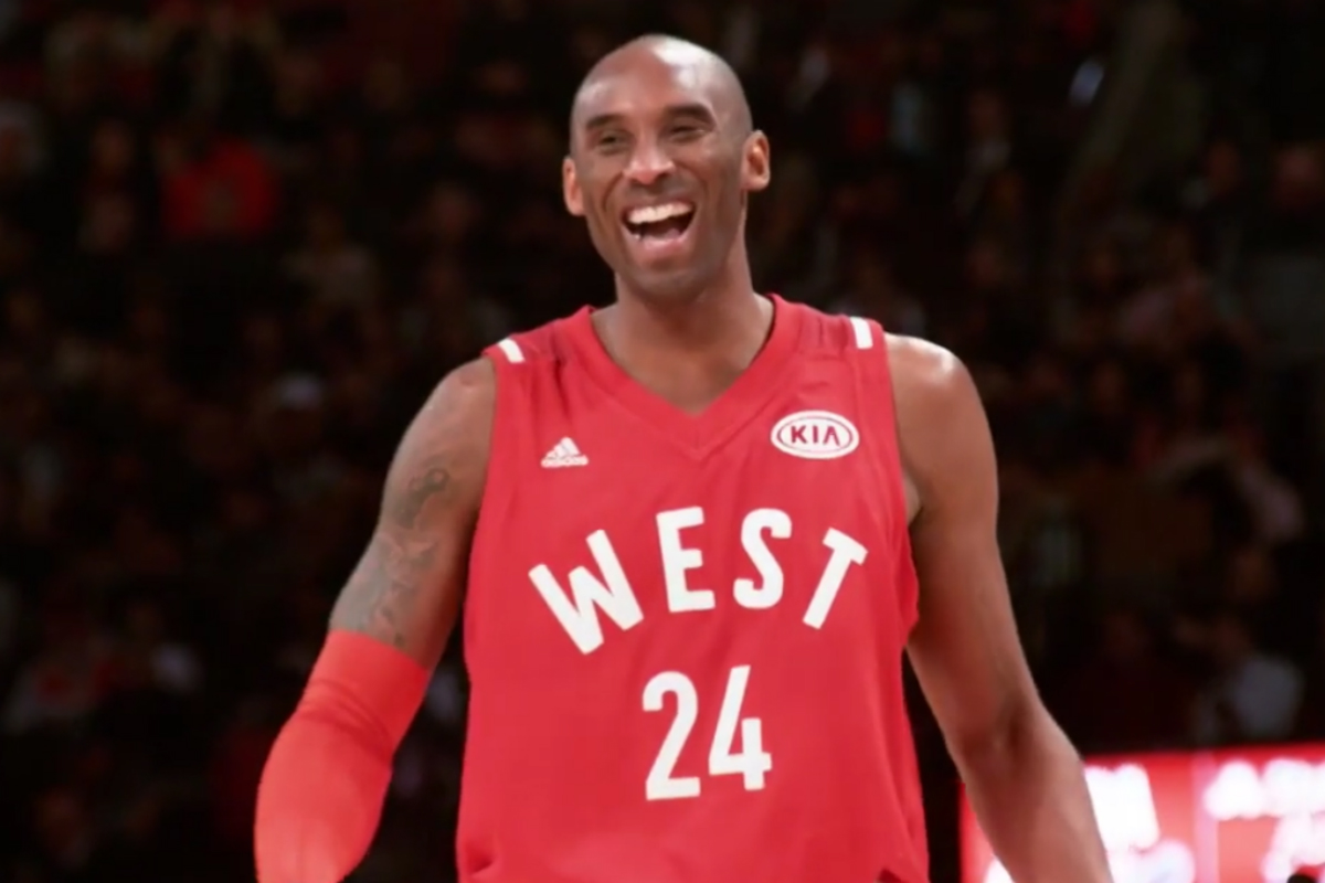 Le dernier All-Star Game de Kobe Bryant en version Phantom