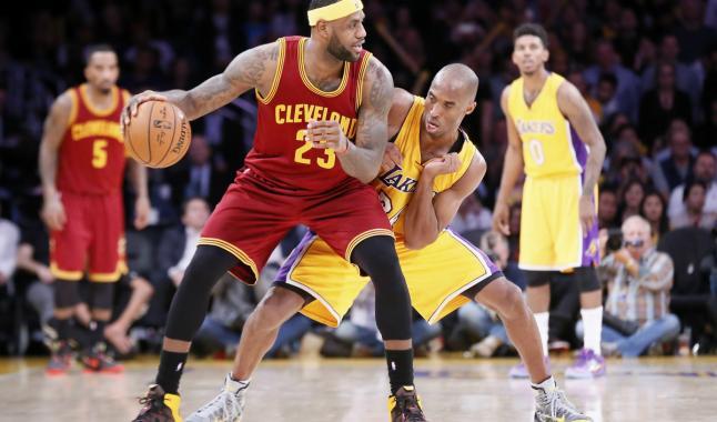 Kobe : LeBron ne doit pas prendre les superteams comme excuse