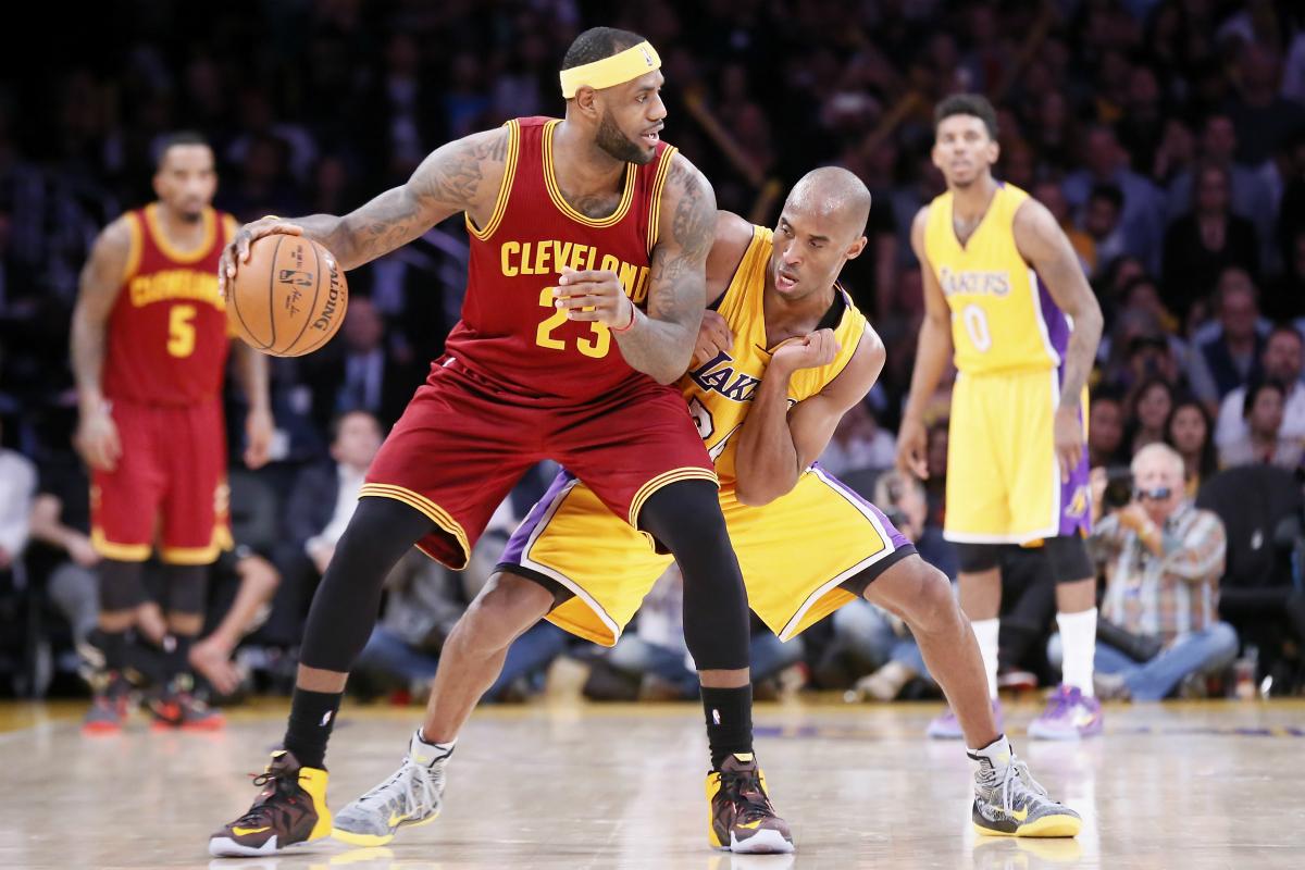 LeBron mieux placé que Kobe parmi les meilleurs de l'histoire pour Jefferson
