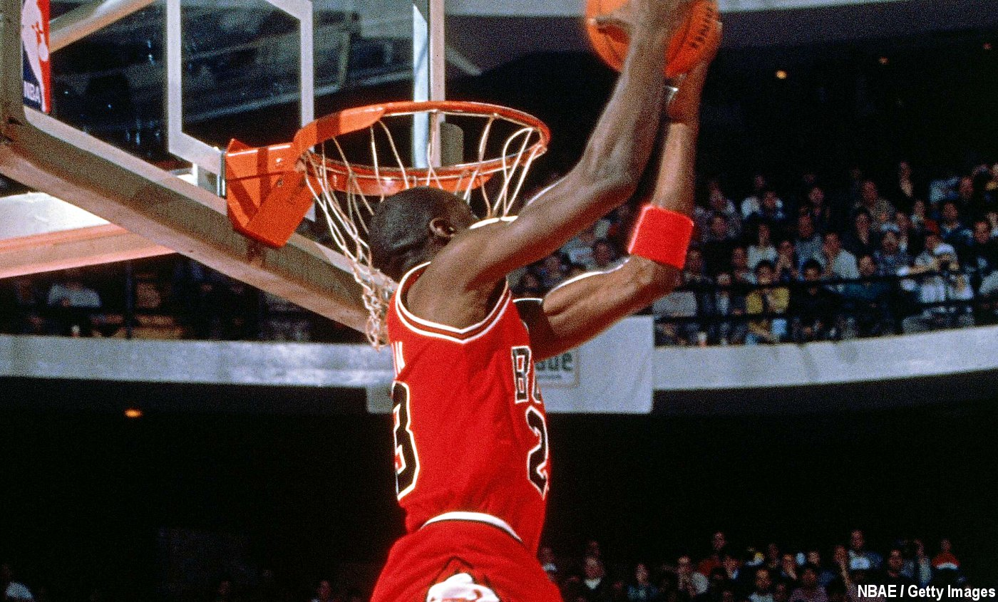 Quand Michael Jordan claquait 54 points en ouverture en 1989