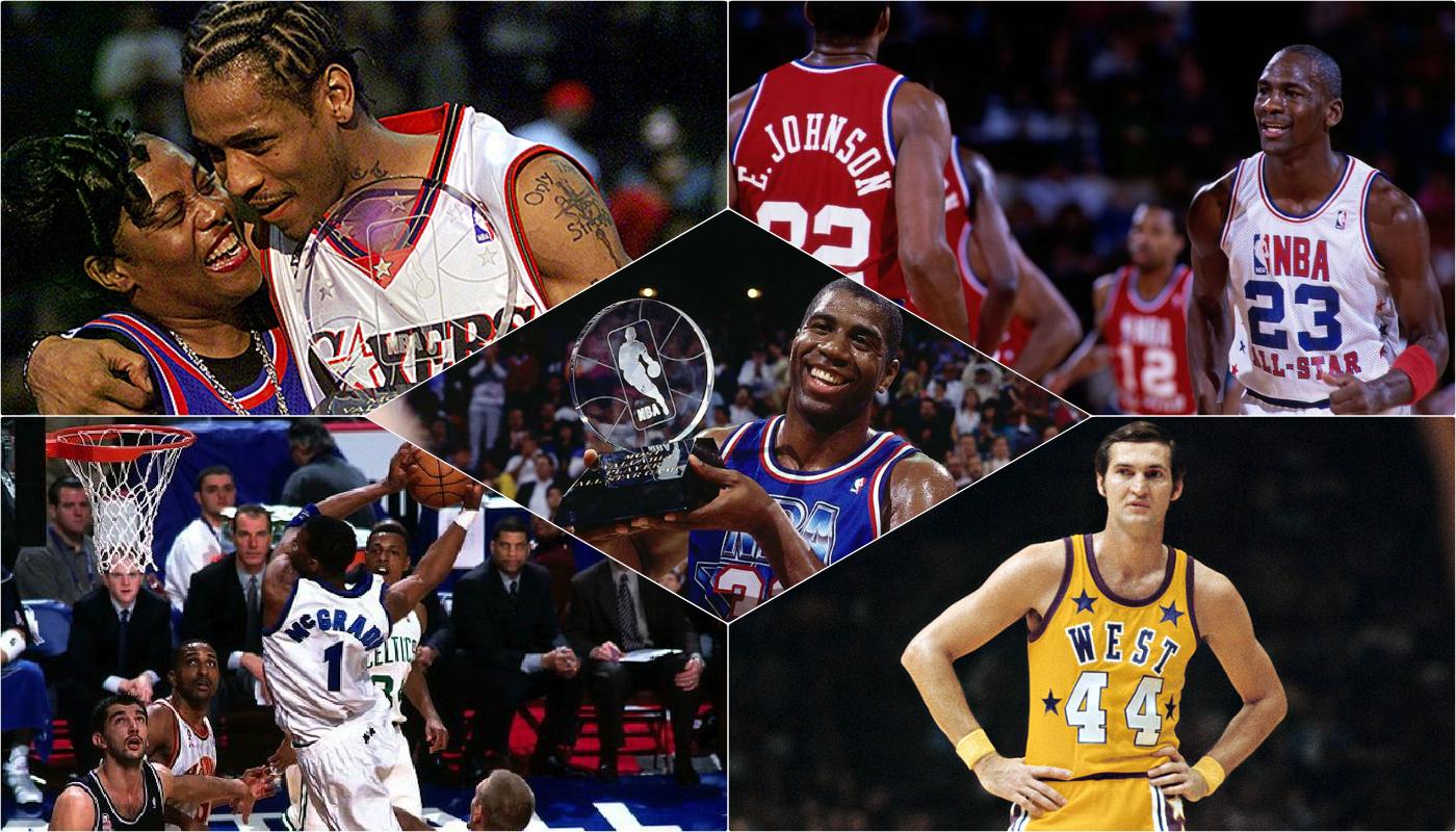 Les 12 meilleurs moments de l'histoire du All-Star Game