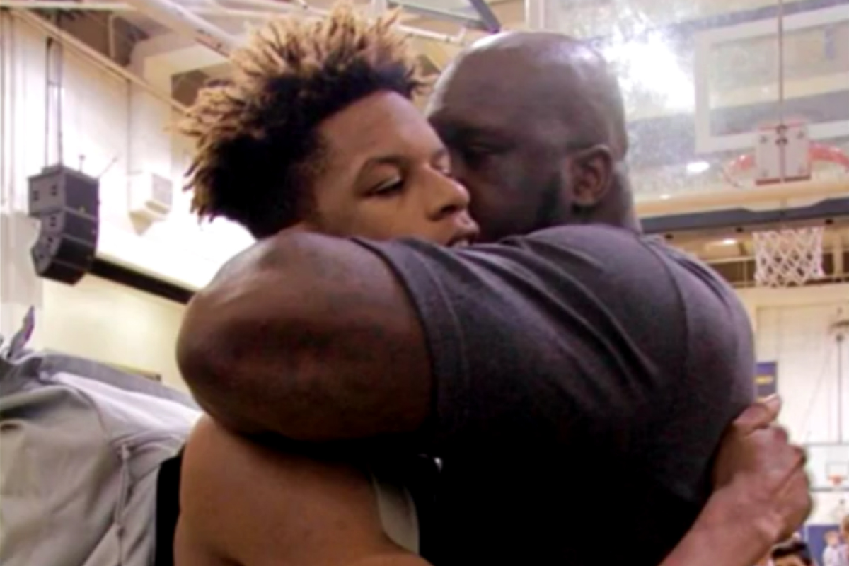 Shareef O'Neal, le fils du Shaq, s'engage pour une top fac NCAA