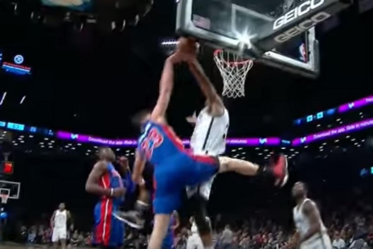 Thaddeus Young et les Nets jouent un mauvais tour au Jazz !