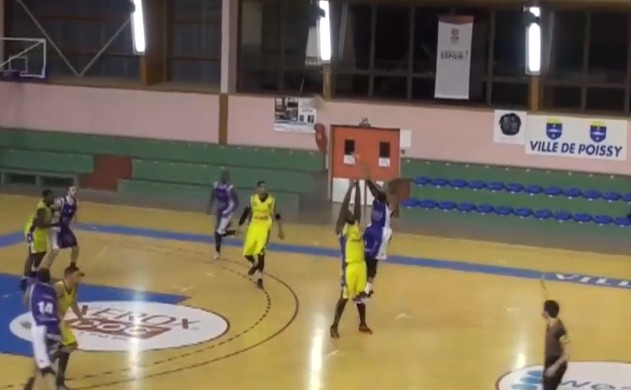 Top 10 Courtcuts : Jeremi Booth au buzzer !