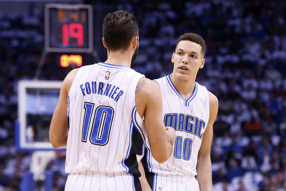 Comment transformer Aaron Gordon en Paul George