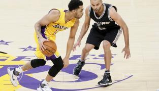 D'Angelo Russell ne souhaite plus ressasser son passé aux Lakers