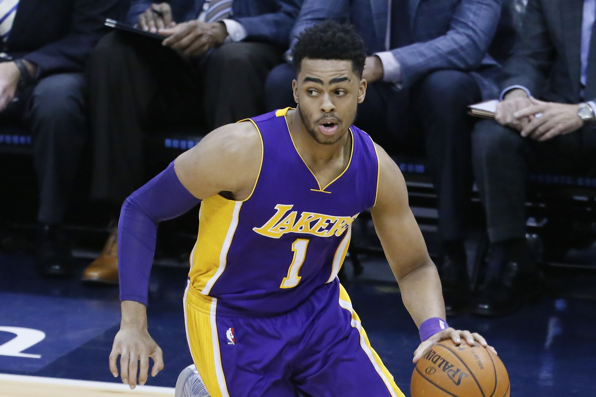 Perf : D'Angelo Russell monte en puissance