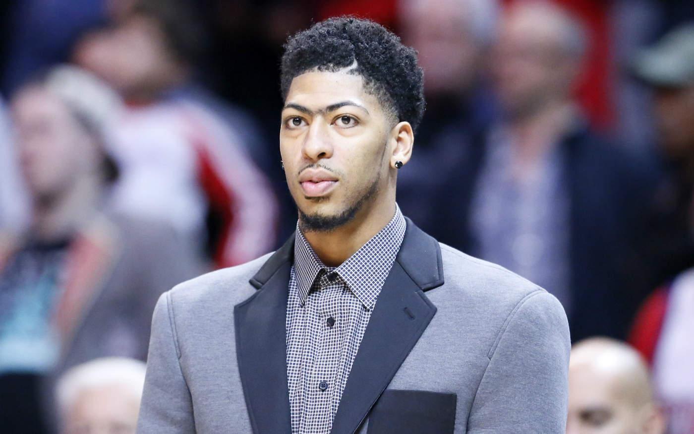 Anthony Davis souhaite faire l'intégralité de sa carrière aux Pelicans