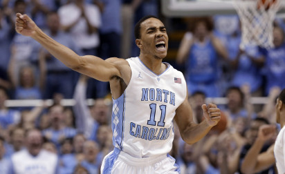 March Madness : North Carolina impressionne !