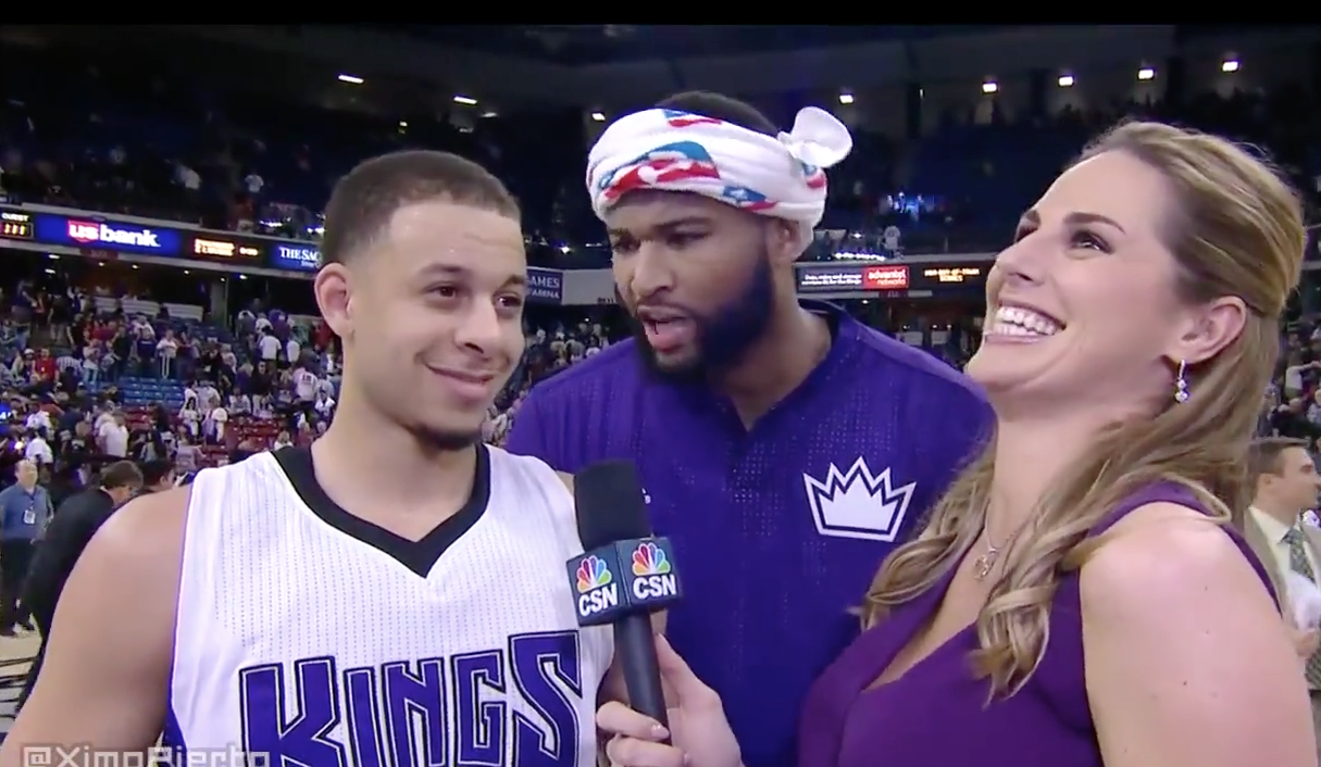 Seth Curry pas certain de prolonger à Sacramento