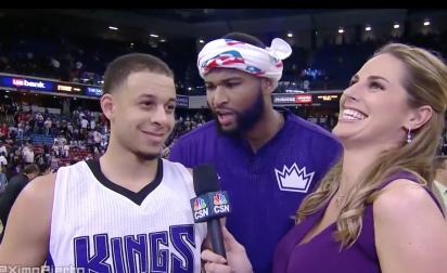 Pas bête, Seth Curry ne voulait pas du tout rester aux Kings