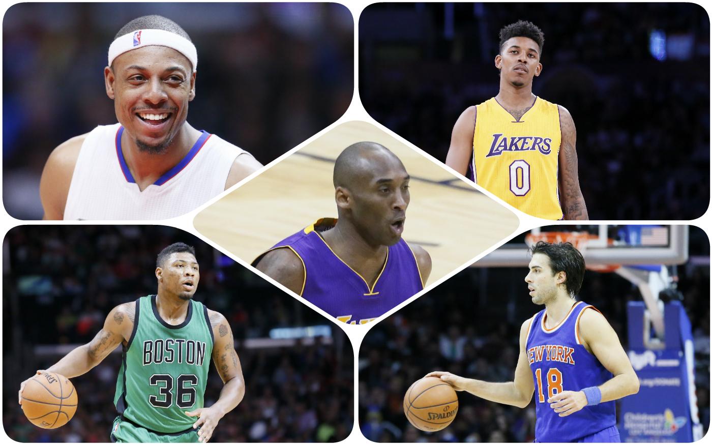 Qui sont les joueurs les plus maladroits de NBA ?