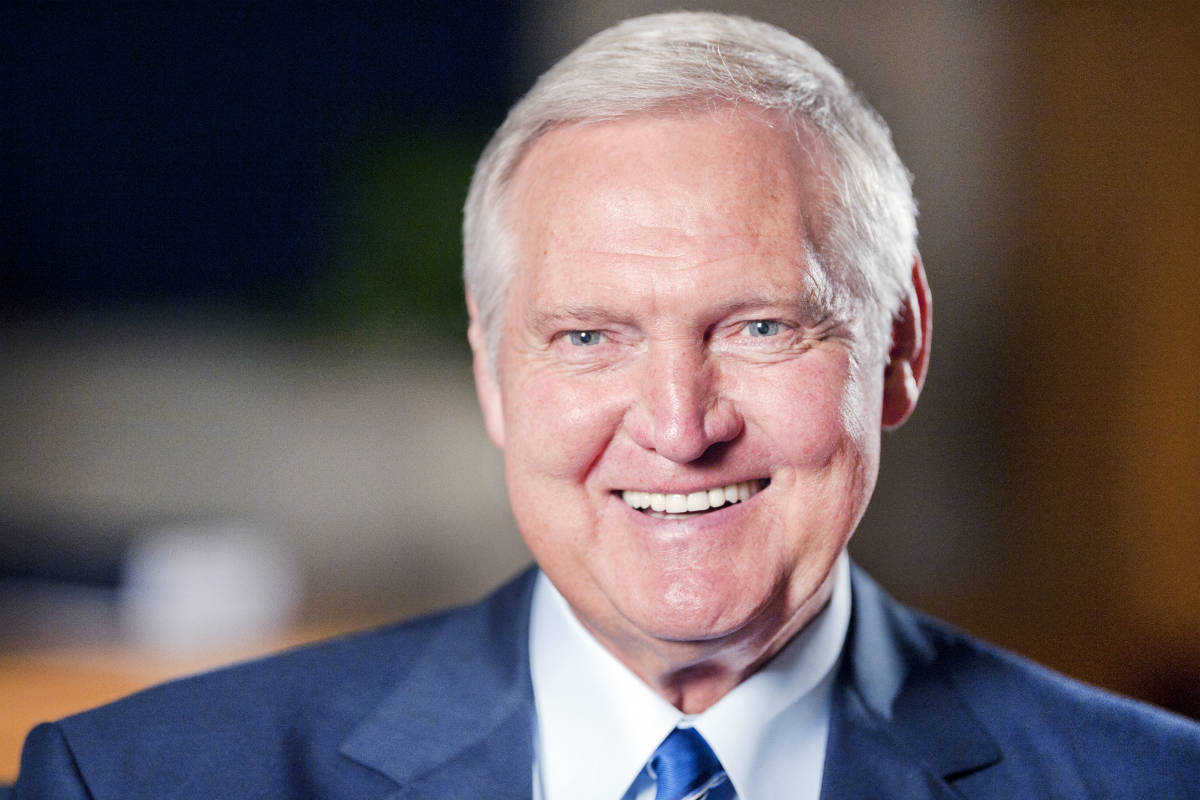 Jerry West a tout de même un gros regret sur le trade de Paul George