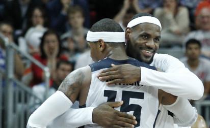 LeBron, D-Wade, Fournier : tous ravis du retour de Melo en NBA