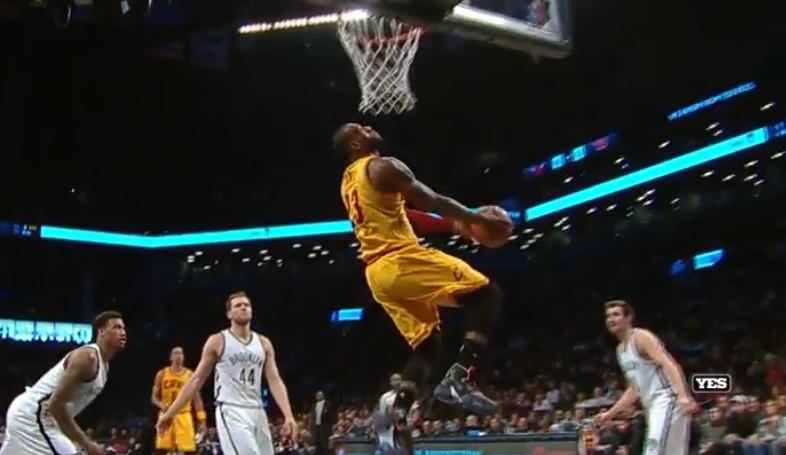 Top 5 : LeBron James fait le show, JJ Redick libère les Clippers