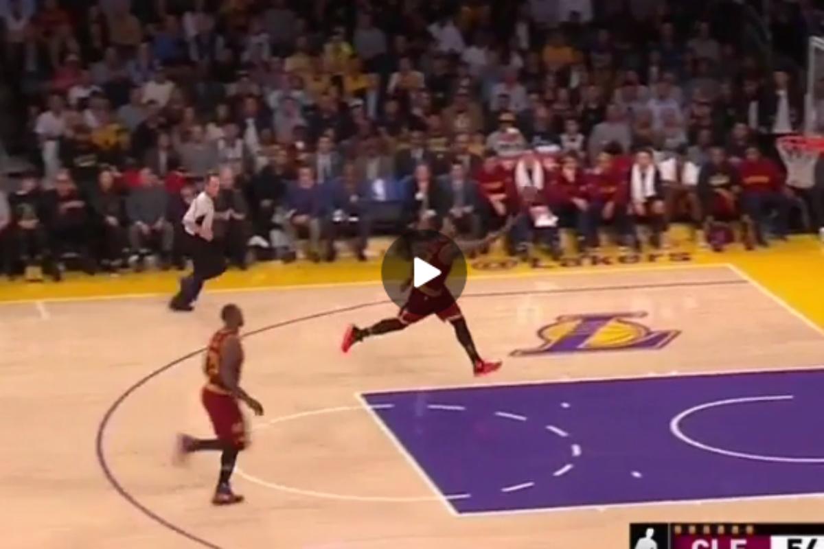 Top 10 Cleveland Cavaliers 2015-16 : LeBron James a fait le show !