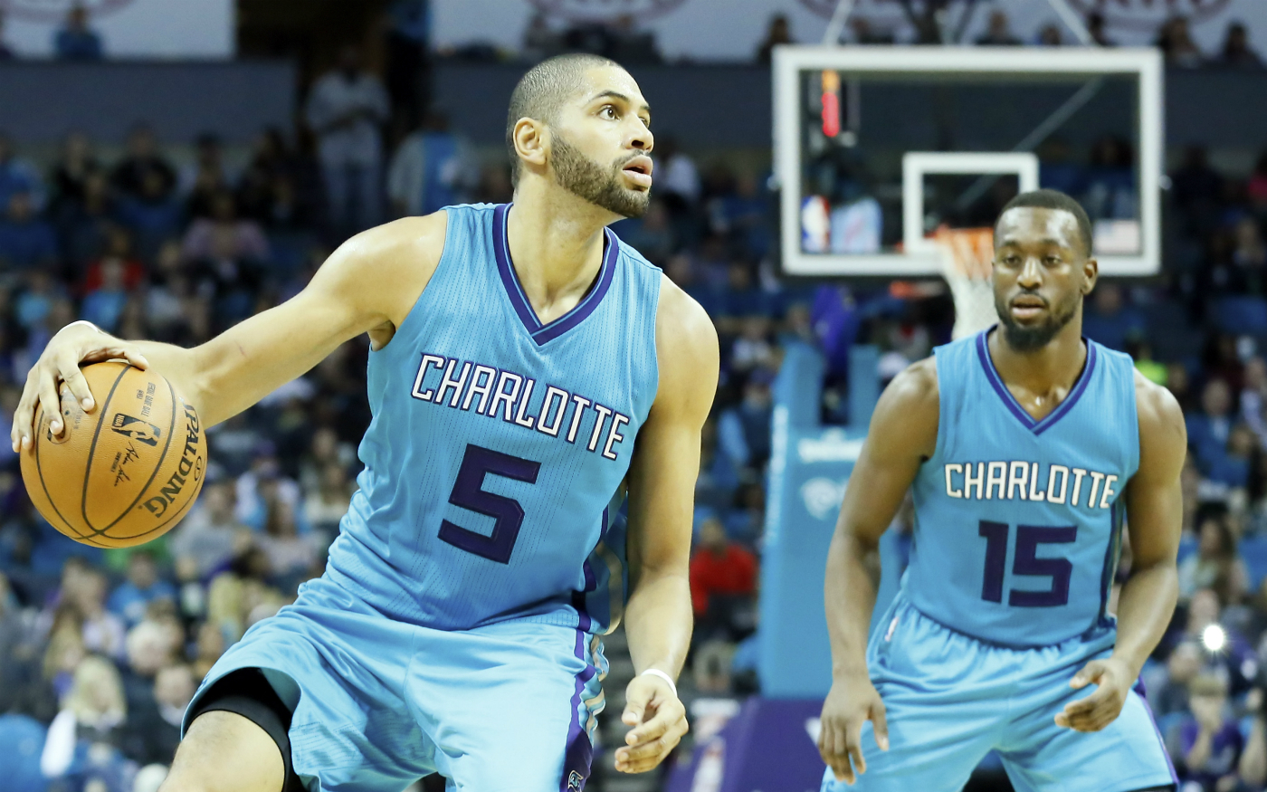 Nicolas Batum en double-double contre Dallas