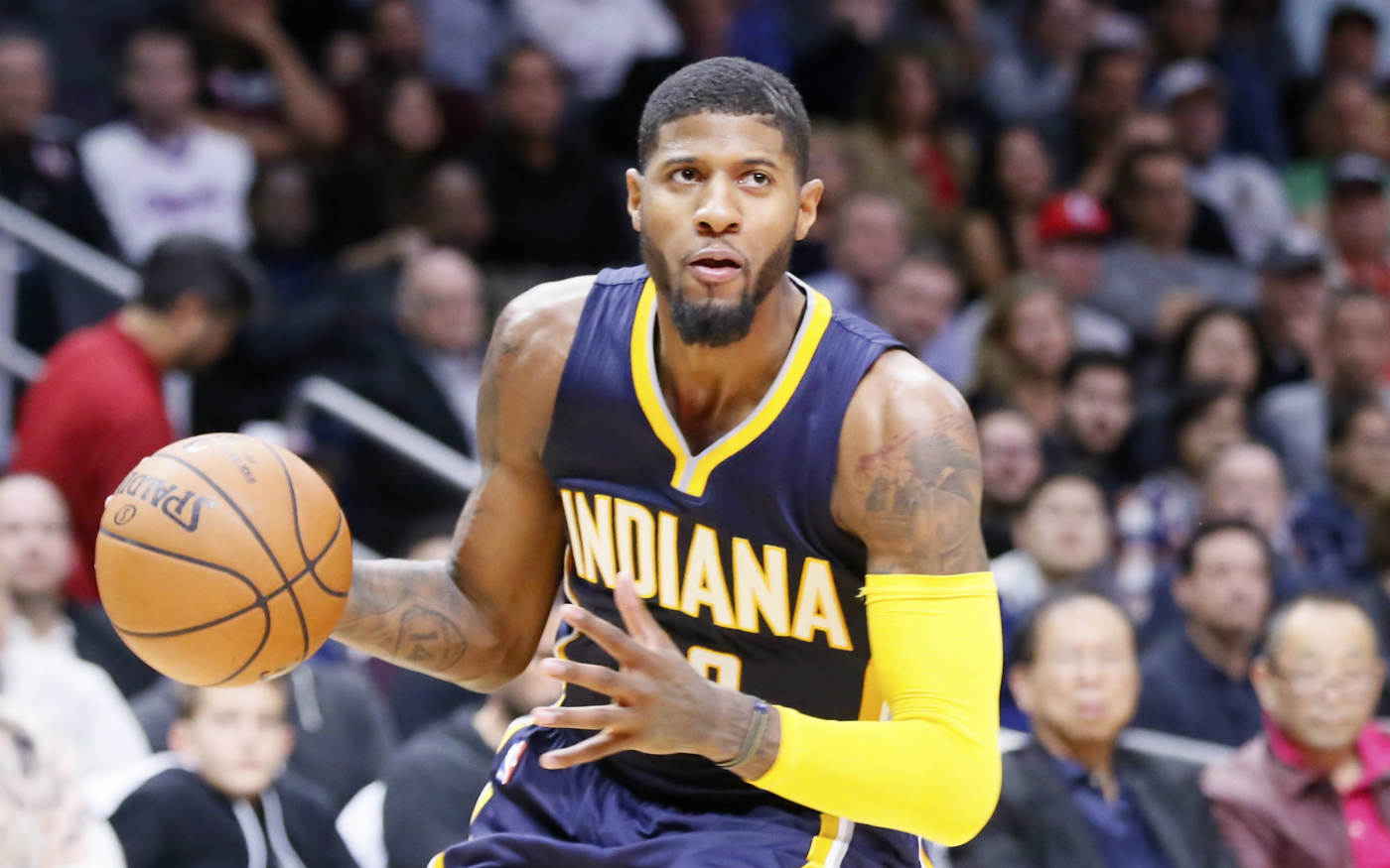 Paul George peut signer un contrat maximum quand il veut