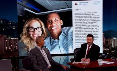 Reggie Miller a fait une boulette avec Julia Roberts