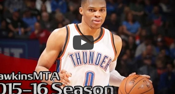 Perf : Russell Westbrook était partout face aux Sixers !