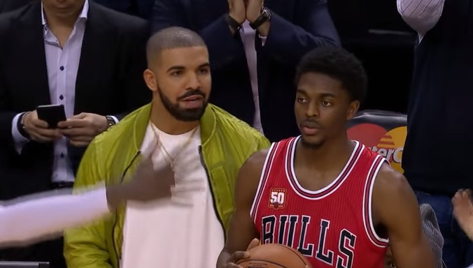 Justin Holiday n'a pas entendu Drake sur la remise en jeu