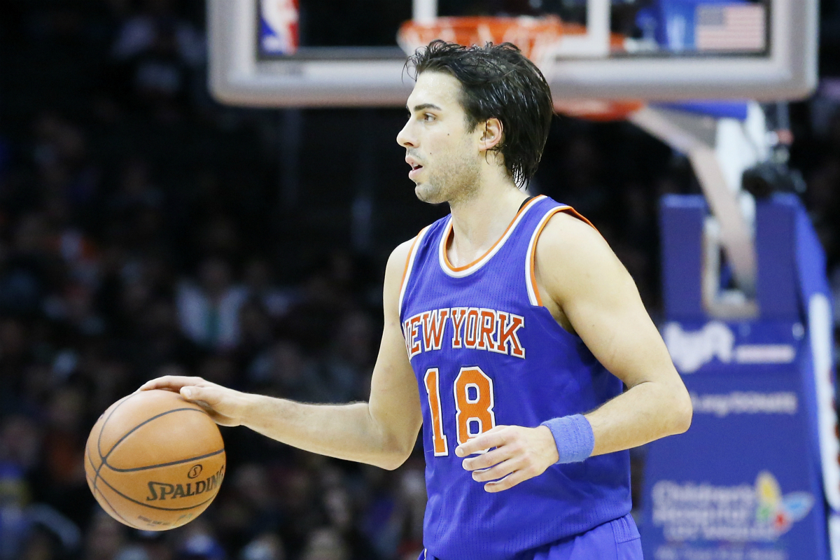Sasha Vujacic prolonge avec les New York Knicks