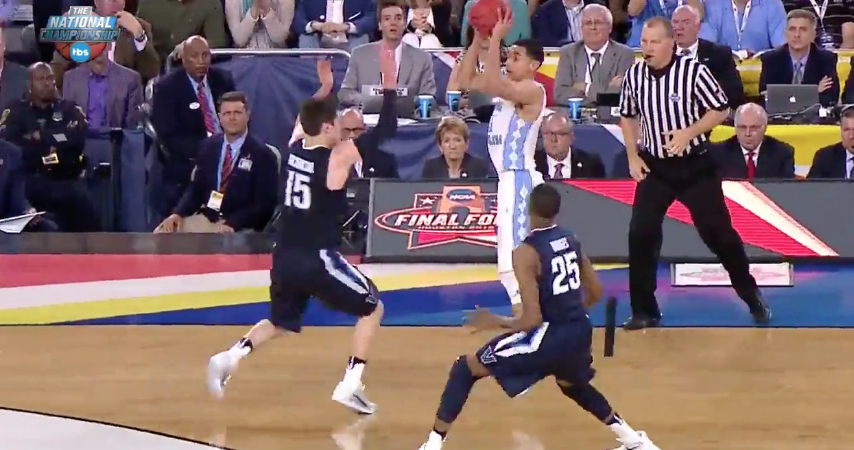 Perf : Le gros match de Marcus Paige pour North Carolina
