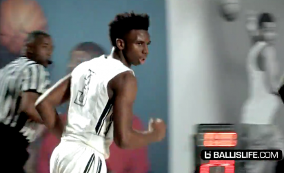 Hamidou Diallo, la nouvelle sensation de New York