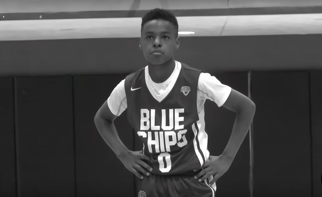 Le fils de LeBron James déjà dragué par Kentucky et Duke !