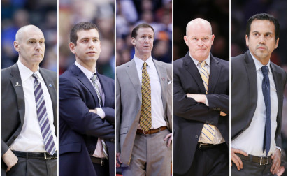 Les 5 coaches aussi méritants que Popovich et Kerr