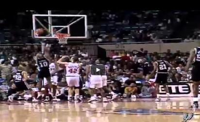 Il y a 22 ans, David Robinson plantait 71 points contre les Clippers