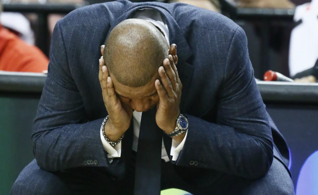 Il est peut-être temps de chasser Doc Rivers des Clippers