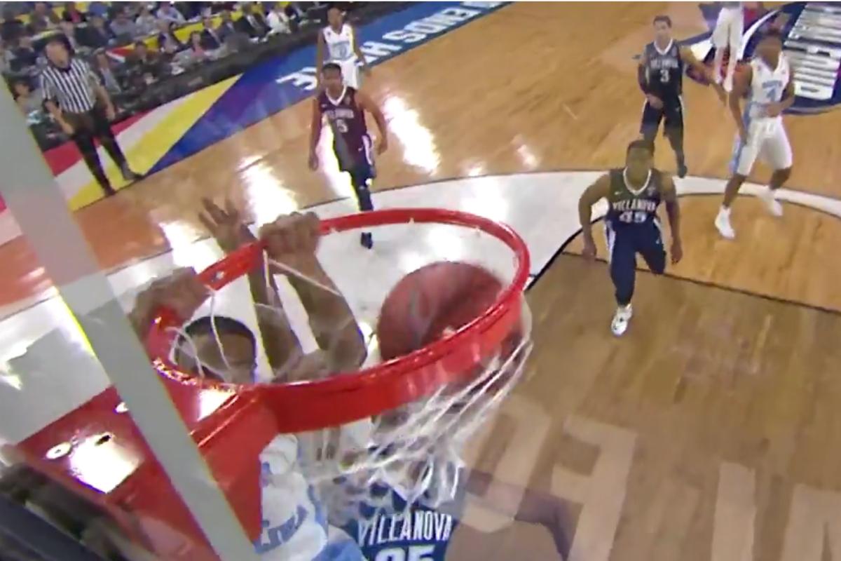 Tous les plus beaux dunks de la finale NCAA