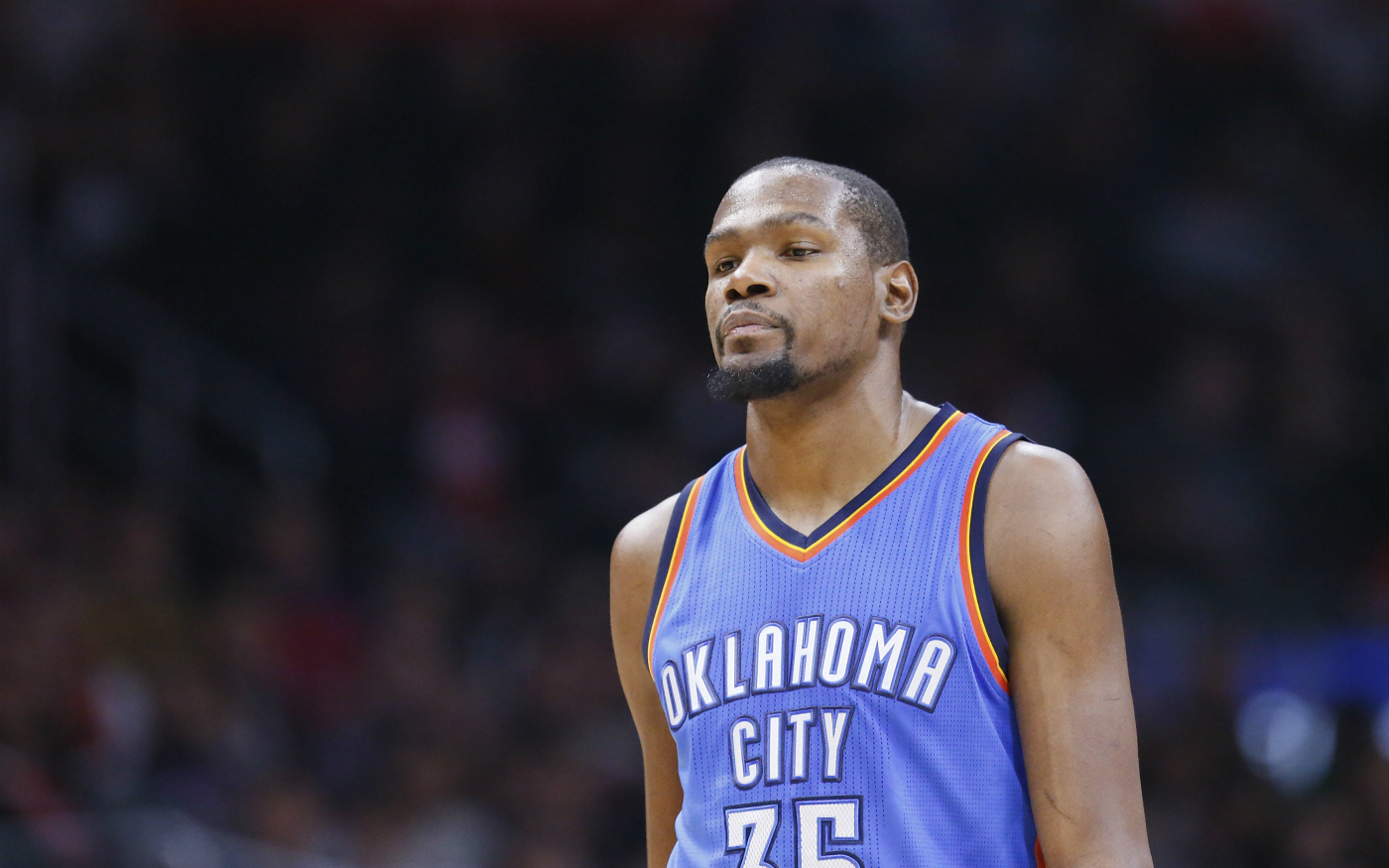 Le jour où Kevin Durant a battu son record de points contre... Golden State