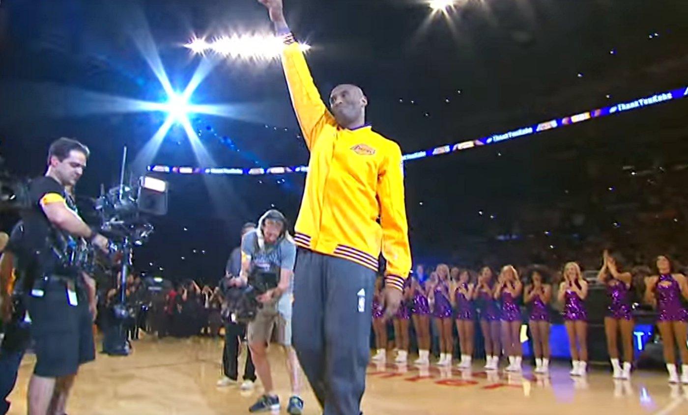Le basket ne peut pas manquer à Kobe Bryant, il ne l'a jamais vraiment lâché