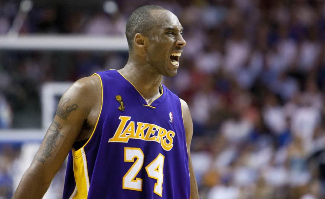 Les 12 travaux de Kobe Bryant