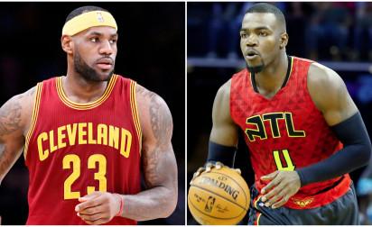 LeBron James et les Hawks, comme on se retrouve…