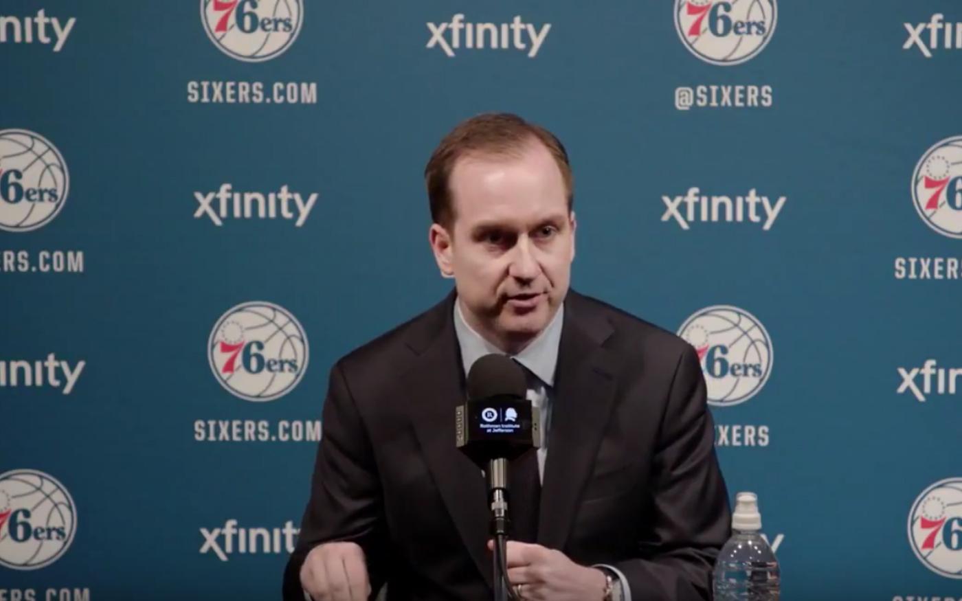 Sam Hinkie se voit bien revenir en NBA