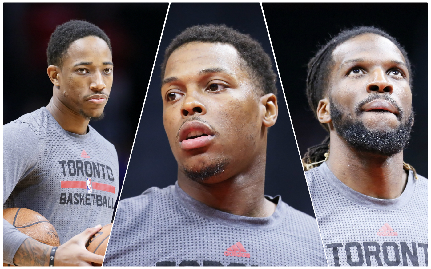 On a envie d'être optimistes pour les Raptors mais on n'y arrive pas