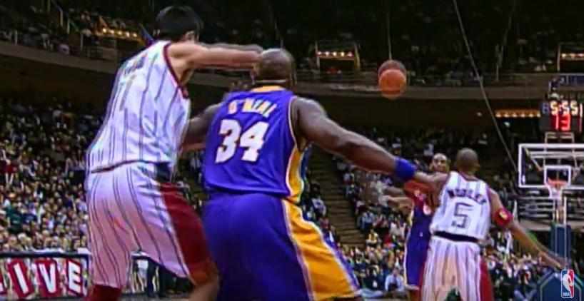 Shaq vs Yao, c'était quand même quelque chose !