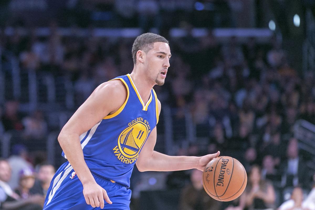 Pas de Curry mais un Thompson épicé pour les Warriors