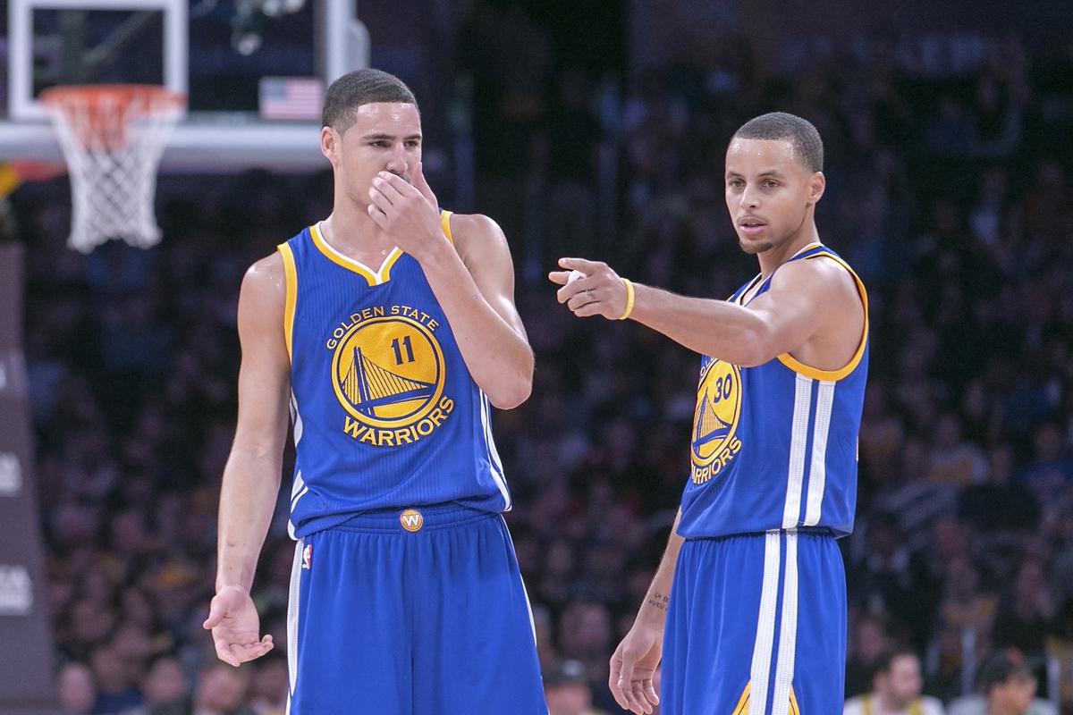 Clutch : Stephen Curry achève le Thunder en fin de match