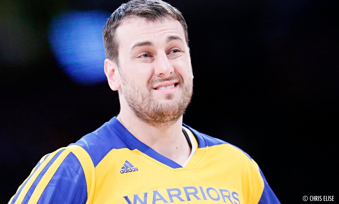 Super team : Andrew Bogut devrait rejoindre les Cleveland Cavaliers