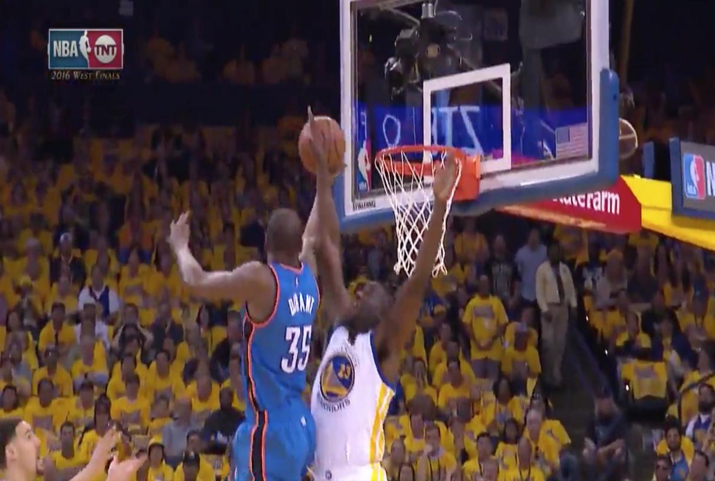 Kevin Durant n'aurait pas quitté OKC si le Thunder avait battu les Warriors