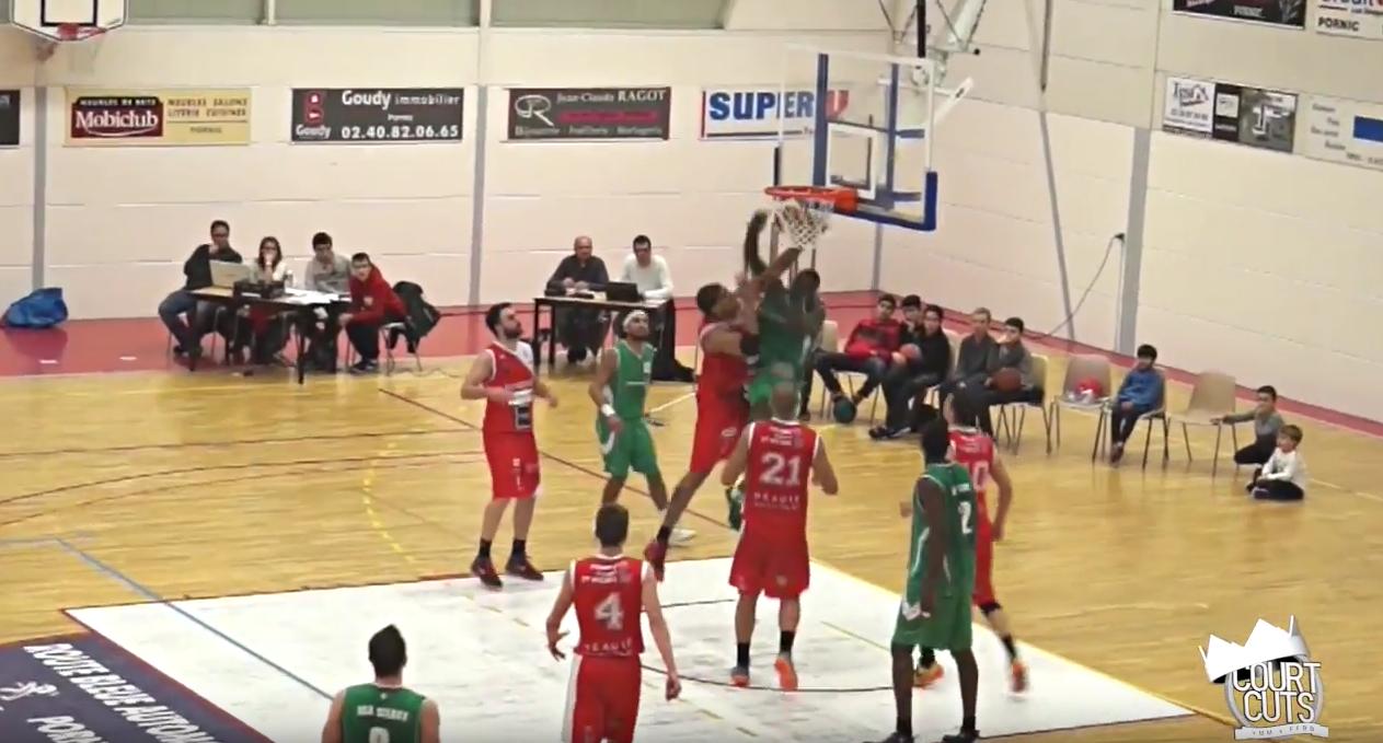 Les plus belles actions du basket français cette saison
