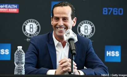 Kenny Atkinson compare les Nets au… Real Madrid