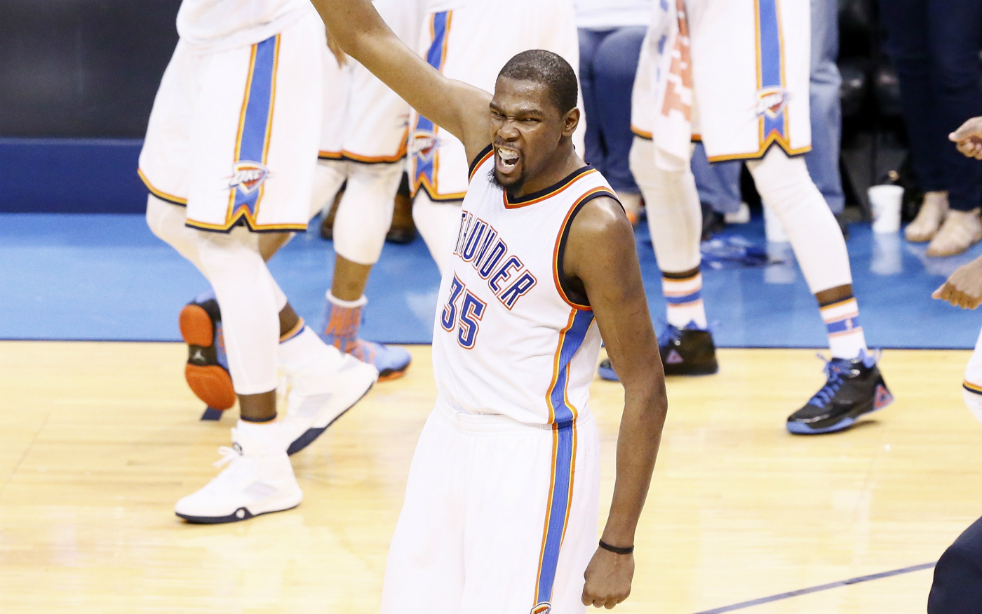 Kevin Durant approuve le trade de Victor Oladipo