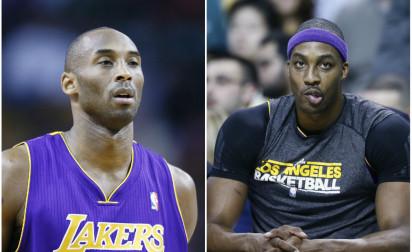 Kobe Bryant annonce un grand Dwight Howard cette saison