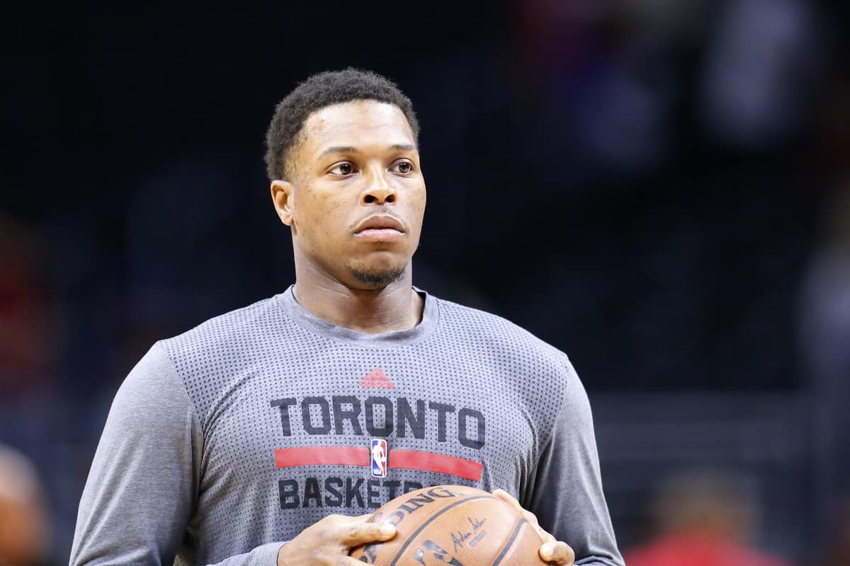 Kyle Lowry flambe, les Raptors s'imposent à Boston